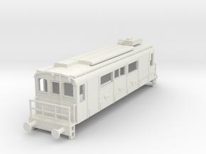 B-87-fd-dag-diesel-loco-1 in White Natural Versatile Plastic