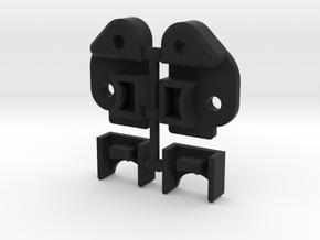Vaterra Ascender RULR - LWB or SWB in Black Strong & Flexible