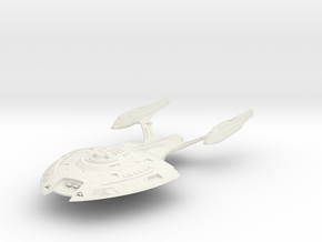 Scorpion Class B  HvyDestroyer in White Strong & Flexible