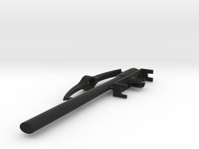 Crawler Scale Pick Axe  in Black Natural Versatile Plastic