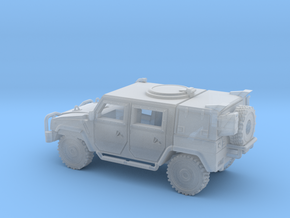 IVECO-Lince-escala-Z in Frosted Ultra Detail