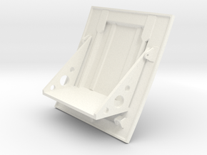 1.10 CHINOOK DOOR in White Processed Versatile Plastic