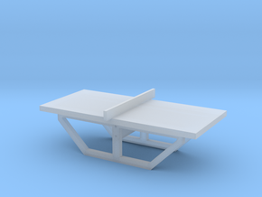TJ-H01144 - Table de Ping-Pong en beton in Smooth Fine Detail Plastic