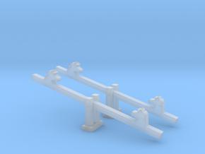 TJ-H01145x2 - Balancoires a bascule in Smooth Fine Detail Plastic