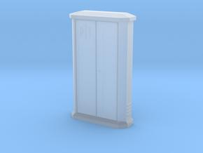 TJ-H01147 - Armoire PTT grande in Smooth Fine Detail Plastic