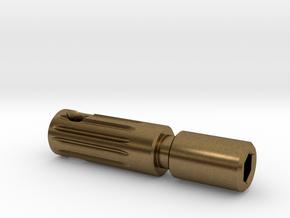 Graflex Pin Tool (GPT) in Metal in Natural Bronze