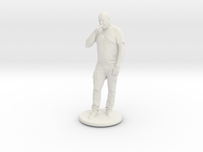 Printle C Homme 444 - 1/32 in White Strong & Flexible