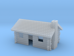 Log Cabin 1 - Zscale in Frosted Extreme Detail