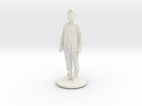 Printle C Homme 462 - 1/32 in White Strong & Flexible