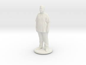 Printle C Homme 467 - 1/32 in White Strong & Flexible