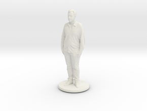Printle C Homme 471 - 1/32 in White Strong & Flexible