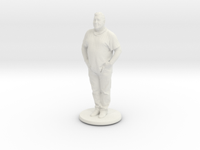 Printle C Homme 473 - 1/32 in White Strong & Flexible