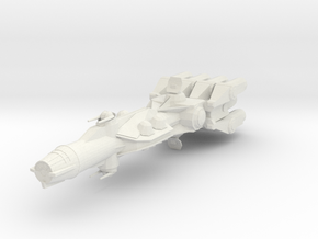 Corvette Refit in White Natural Versatile Plastic