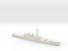 Leander-class frigate Batch 2, 1/1800 in White Natural Versatile Plastic
