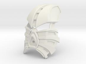 Mask of Emulation - Pouks in White Natural Versatile Plastic
