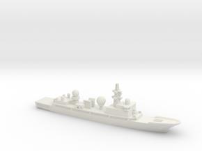 815G Electronic Surveillance Ship, 1/1250 in White Natural Versatile Plastic