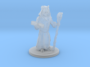 Lich Sorcerer Mini 28mm in Smooth Fine Detail Plastic