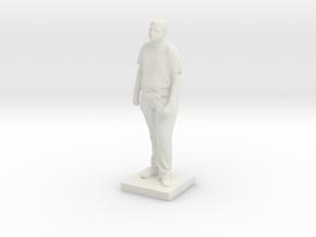 Printle C Homme 573 - 1/64 in White Natural Versatile Plastic