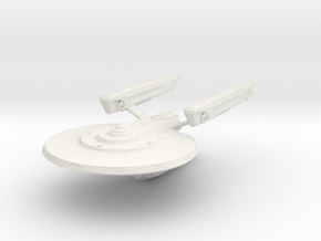 Atlas Class Refit  Cruiser in White Strong & Flexible