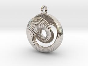 Mobius IV in Platinum