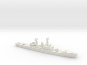 Van Speijk-class frigate (1963), 1/2400 in White Natural Versatile Plastic