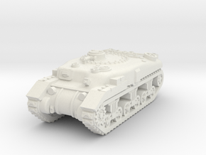1/100 Ram Badger flamethrower in White Natural Versatile Plastic