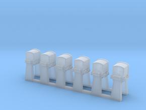 TJ-H04671x6 - Detonateurs bas in Smooth Fine Detail Plastic