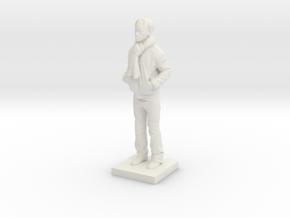 Printle C Homme 599 - 1/64 in White Natural Versatile Plastic