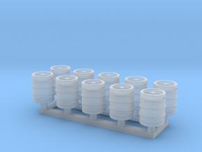 TJ-H02005x10 - Futs a biere 50l in Smooth Fine Detail Plastic