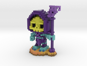 Olux - Skeletor in Full Color Sandstone