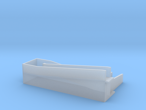 1/400 Passenger Boarding Ramps - 7mm in Smooth Fine Detail Plastic