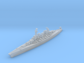 Lexington class battlecruiser (1940s) 1/2400 in Smooth Fine Detail Plastic