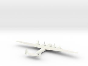 1:144 Me-264 in White Natural Versatile Plastic