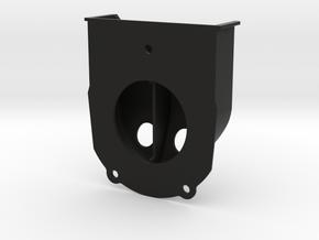Cagiva Elefant 350 / 650 / 750 Air Filter Cover in Black Natural Versatile Plastic