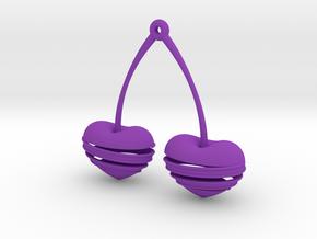 N10P in Purple Processed Versatile Plastic