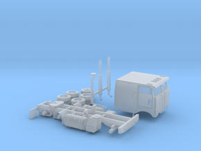 1/160 Mid 1970 Peterbilt 352 Cabover in Frosted Ultra Detail