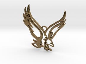 Eagle in Natural Bronze