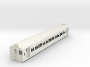 O-87-l-y-bury-first-class-coach in White Natural Versatile Plastic