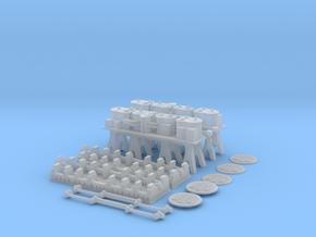 Titanic Engine Room Set CK in Smooth Fine Detail Plastic