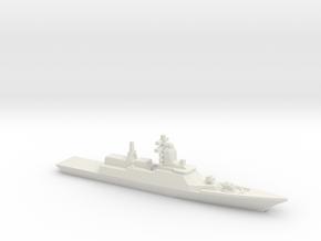 Steregushchy-class Corvette, 1/2400 in White Natural Versatile Plastic