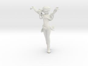1/20 Lynn Minmay Flashback Ver. in White Natural Versatile Plastic
