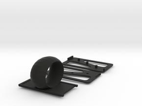 Key Assist Tool (Gabriel Garcia) in Black Natural Versatile Plastic