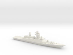 Steregushchy-class Corvette, 1/1250 in White Natural Versatile Plastic