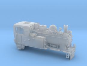 Schmalspurdampflok 996101 in Nm (1:160) in Smoothest Fine Detail Plastic