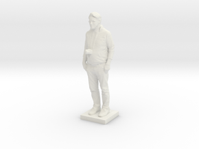 Printle C Homme 669 - 1/87 in White Strong & Flexible