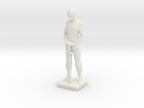 Printle C Homme 657 - 1/87 in White Strong & Flexible