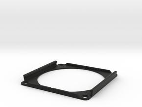 Cryorig C7 92mm Fan Adapter in Black Natural Versatile Plastic