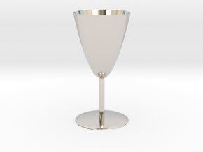 Goblet in Platinum