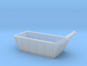 1:64 scale Bedding Box in Smooth Fine Detail Plastic