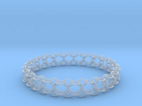 3in Yojimbo Bracelet in Smooth Fine Detail Plastic